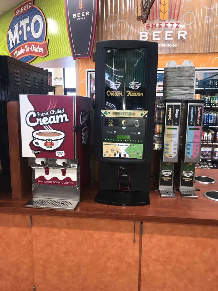 Sheetz: 1415 Pittsburg Ave NW, North Canton, OH