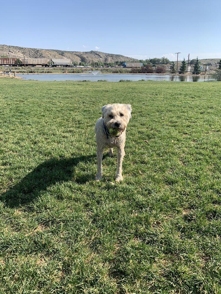 Rock Springs Dog Park: 850 Center St, Rock Springs, WY