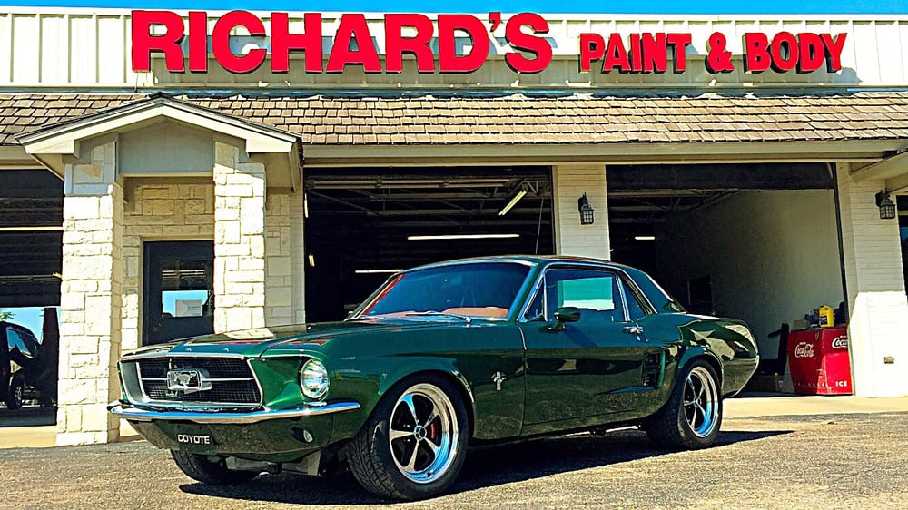Paint And Body Shops Near Me >> Richard's Paint & Body - Get Quote - Body Shops - 509 N Main St, Cleburne, TX - Phone Number - Yelp