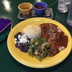 Photo Of Cascabel Mexican Patio   San Antonio, TX, United States. Mole  Poblano