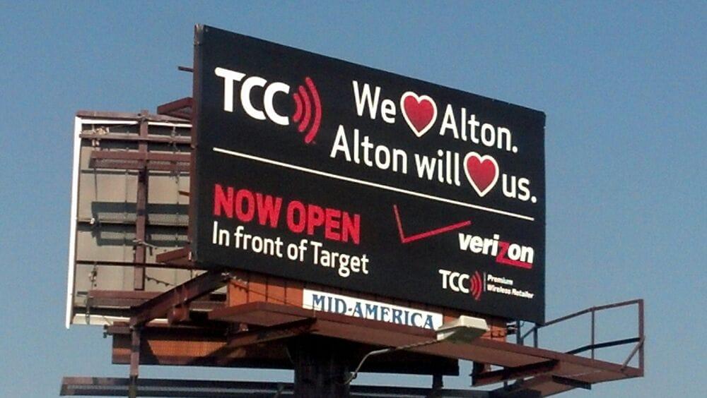 Verizon Authorized Retailer, TCC: 320 Homer Adams Pkwy, Alton, IL