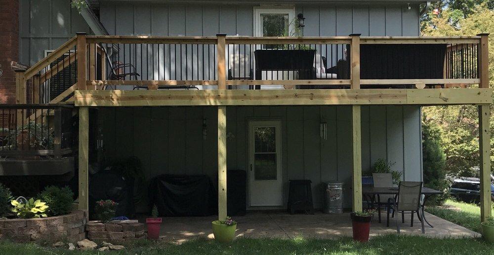 Pro Deck & Design: 51st & Kenton, Shawnee, KS