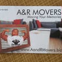 A Amp R Movers 13 Reviews Movers 3409 Sw 26th Ave