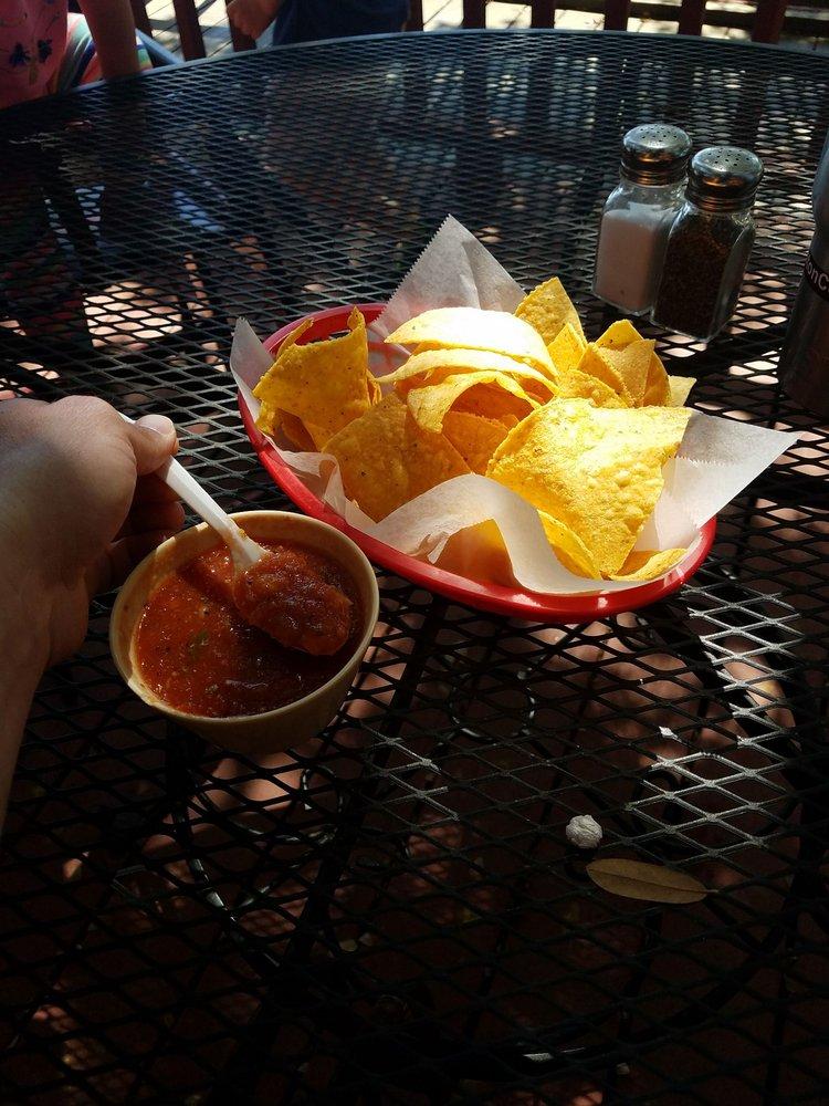 El Charro Restaurant: 502 S US Highway 281, Johnson City, TX