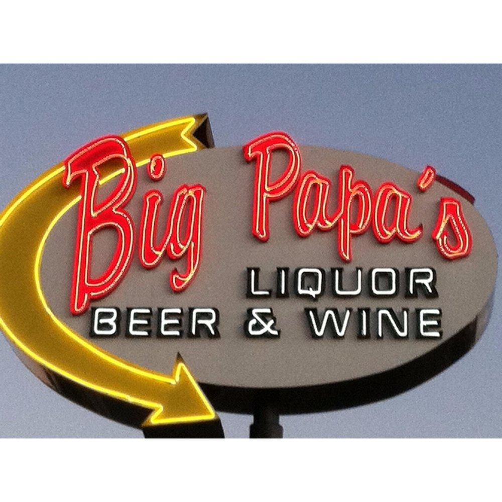 Social Spots from Big Papa's Liquor, Beer & Wine