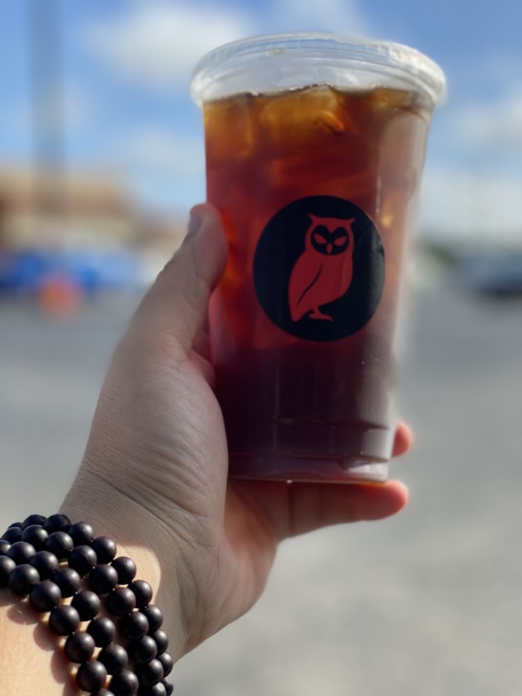 Social Spots from Red Owl Coffee