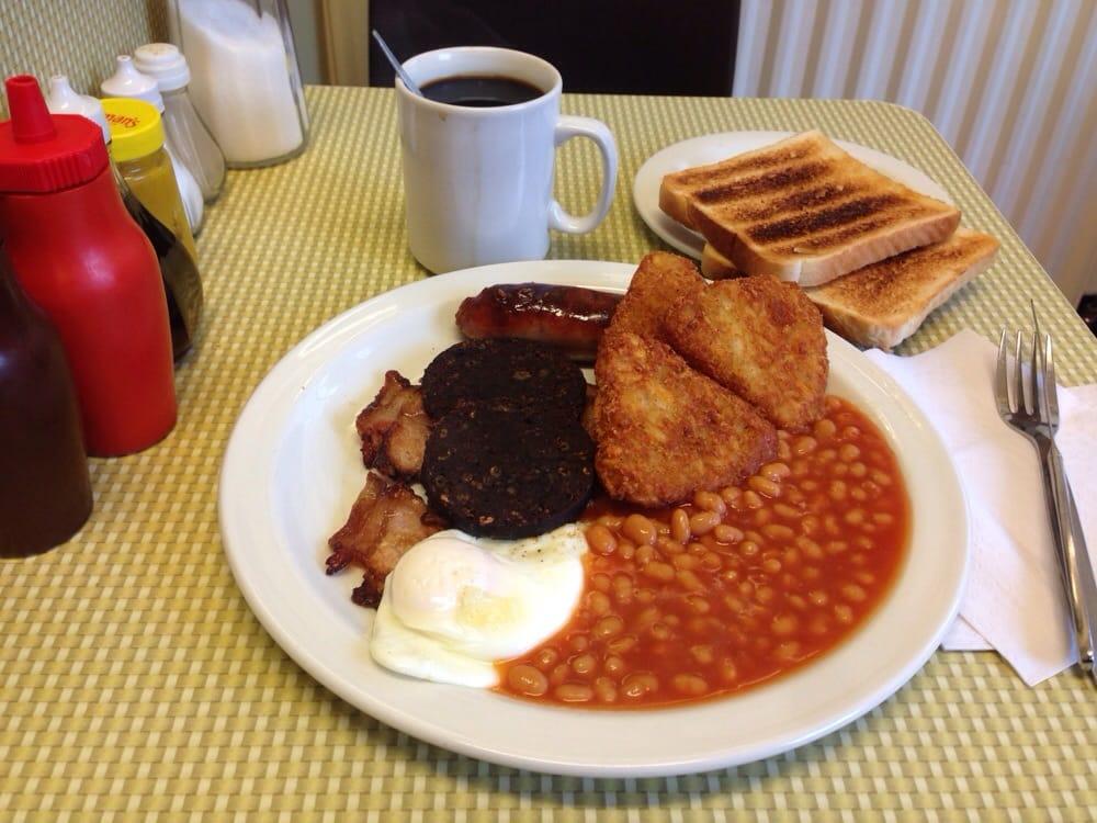london best breakfast