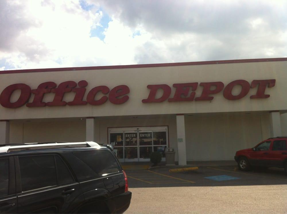 Office Depot Kontorudstyr 3875 Stagg Dr Beaumont Tx