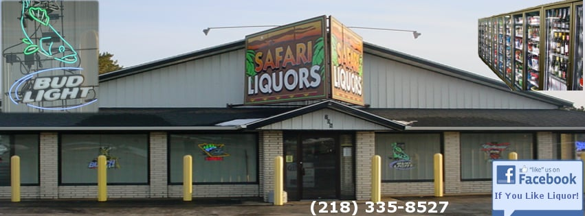 Photo of Safari Liquors: Cass Lake, MN