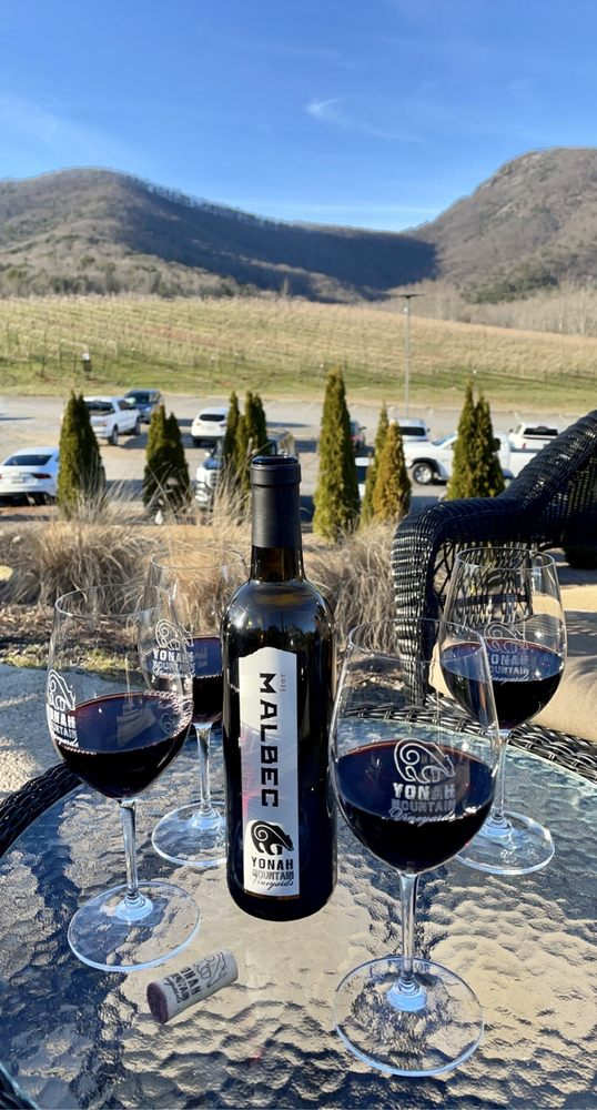 Social Spots from Yonah Mountain Vineyards