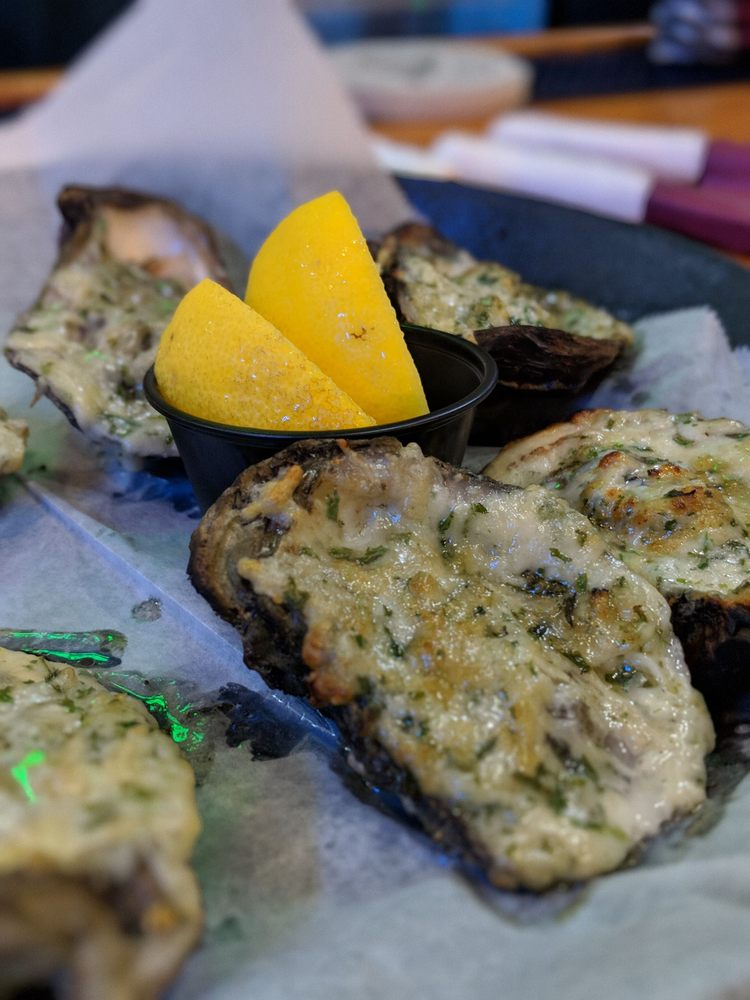 Savannah's Oyster House: 155 Sunset Dr, Blowing Rock, NC