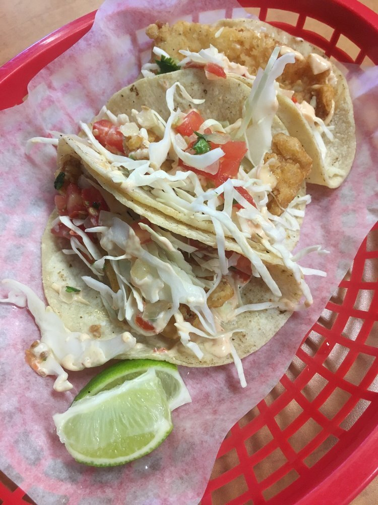 Fish tacos yelp for Ktp fishing report