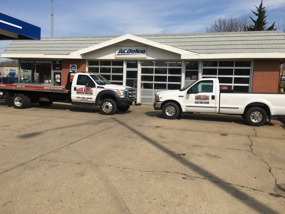 Towing business in Campton Hills, IL