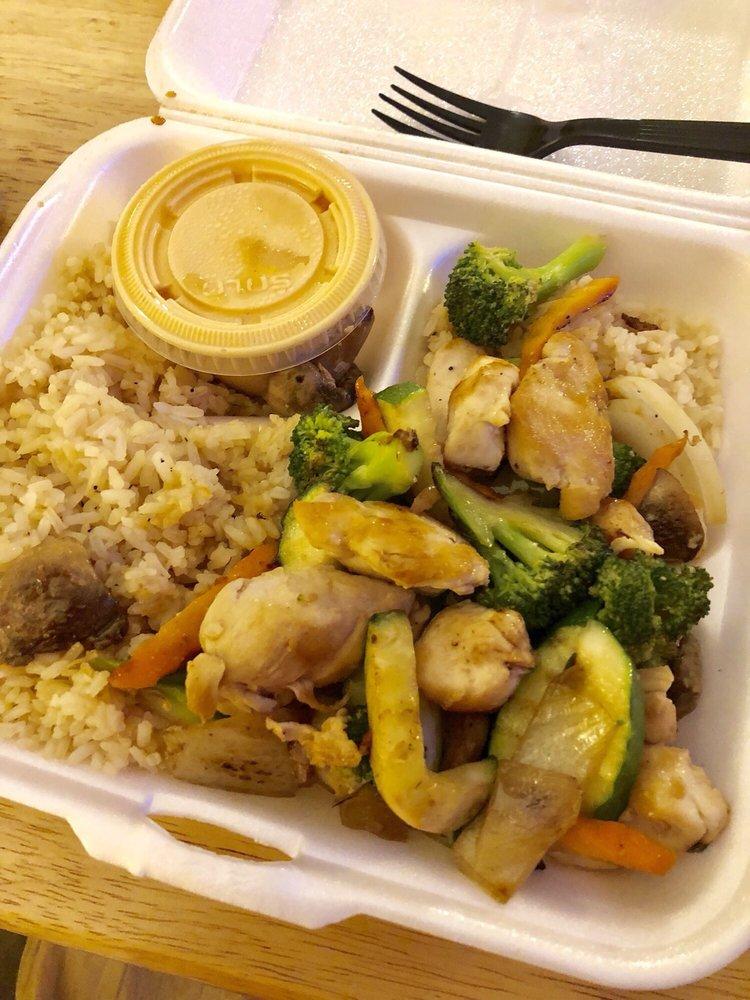 Shiki Japanese Restaurant of Mocksville: 1421 Yadkinville Rd, Mocksville, NC