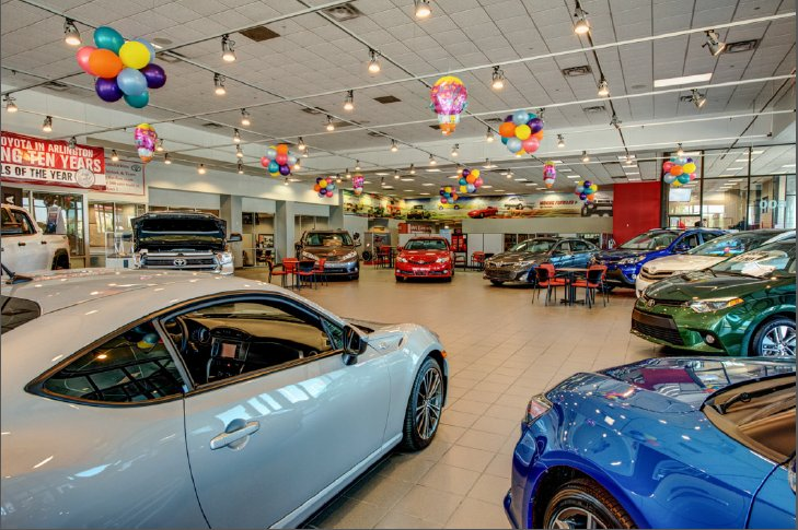 Vandergriff Toyota - 41 Photos & 223 Reviews - Car Dealers