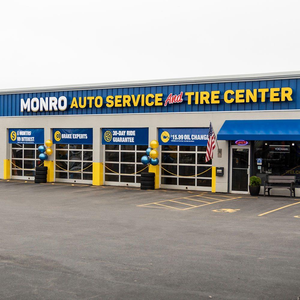 Monro Auto Service And Tire Centers: 200 Marshall St, Wheeling, WV