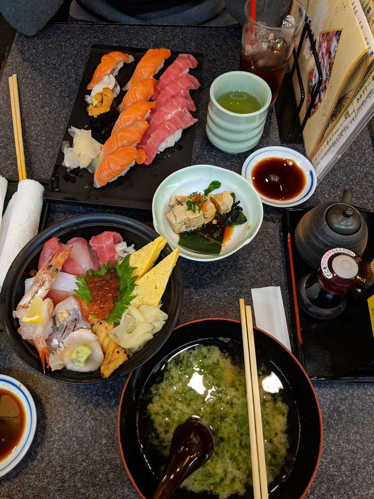 Sushizanmai Tsukiji Ekimae