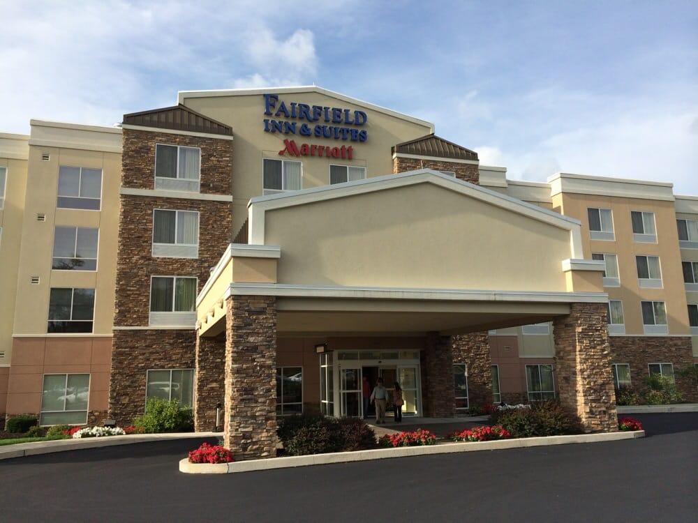 Hotels Near Fairfield Pa