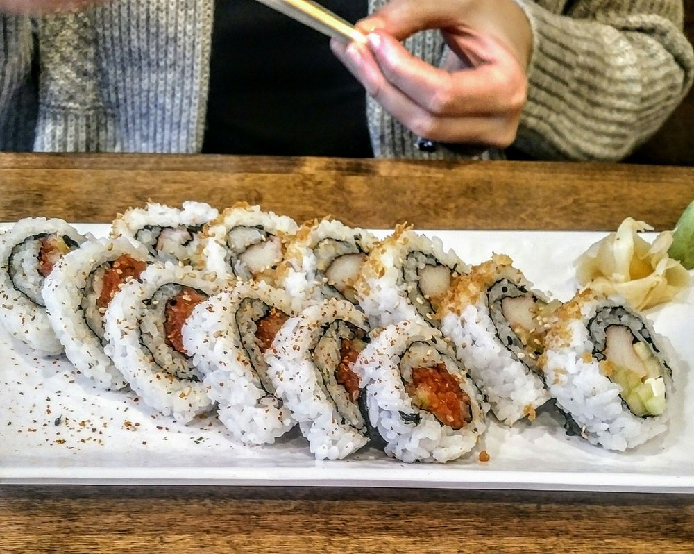 Kyoto Sushi and Grill: 14807 East Colonial Dr, Orlando, FL