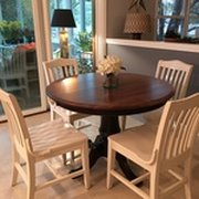 Springhill Coffee Table Wood Photo Of Amish Tables   Plymouth, MI, United  States. Chancellor Single Pedestal Size ...