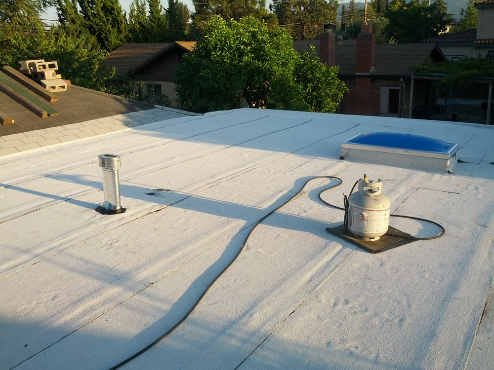 Low Slope Applications With Cool Roof Technology Yelp