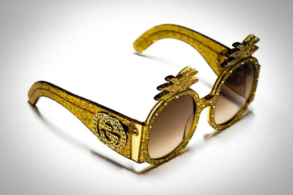 9cdfdec84d0 Gucci Pineapple Sunglasses for your outlandish sense of style - Yelp