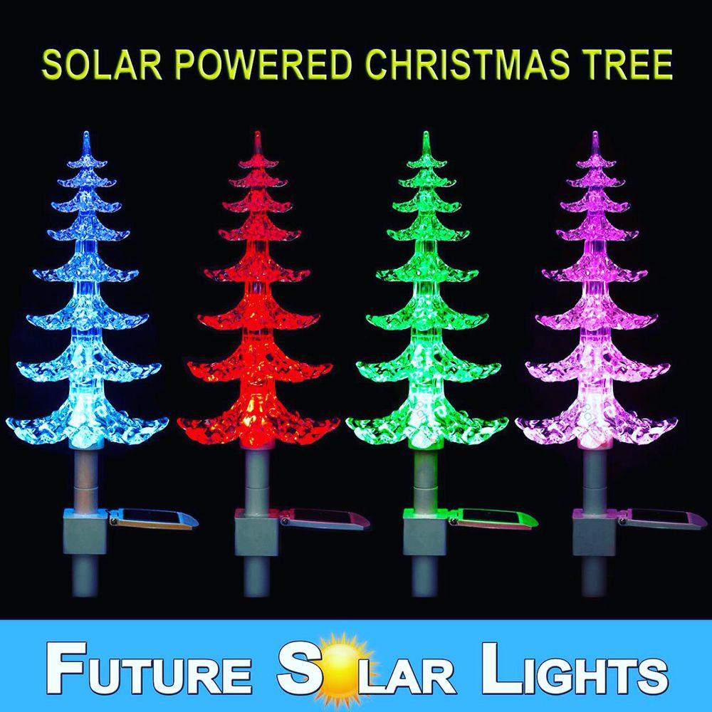 photo of future solar lights north hollywood ca united states solar christmas - Solar Christmas Tree