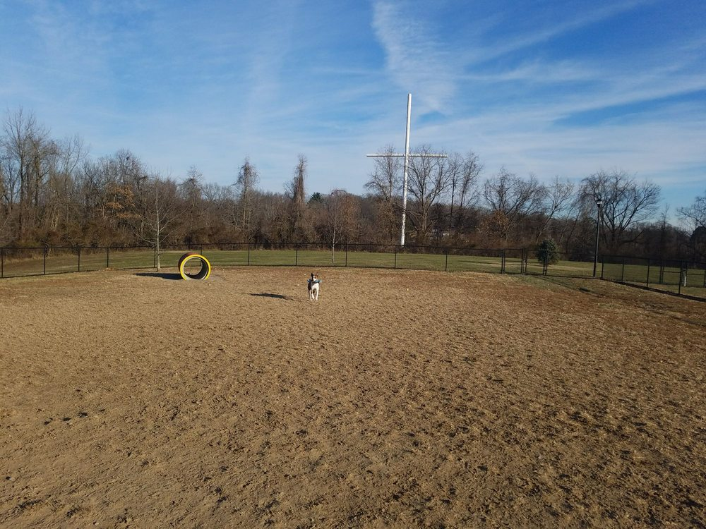 Dog Town Playground: 2100 Rotary Dr, Cape Girardeau, MO