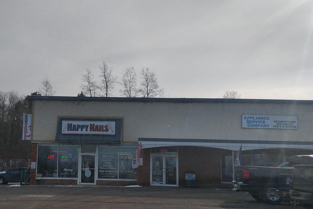 Happy Nails: 165 W Fairmount Ave, Lakewood, NY