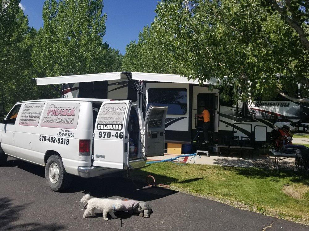 Proteck Carpet & Tile Cleaning: 800 Jensen Dr, Delta, CO
