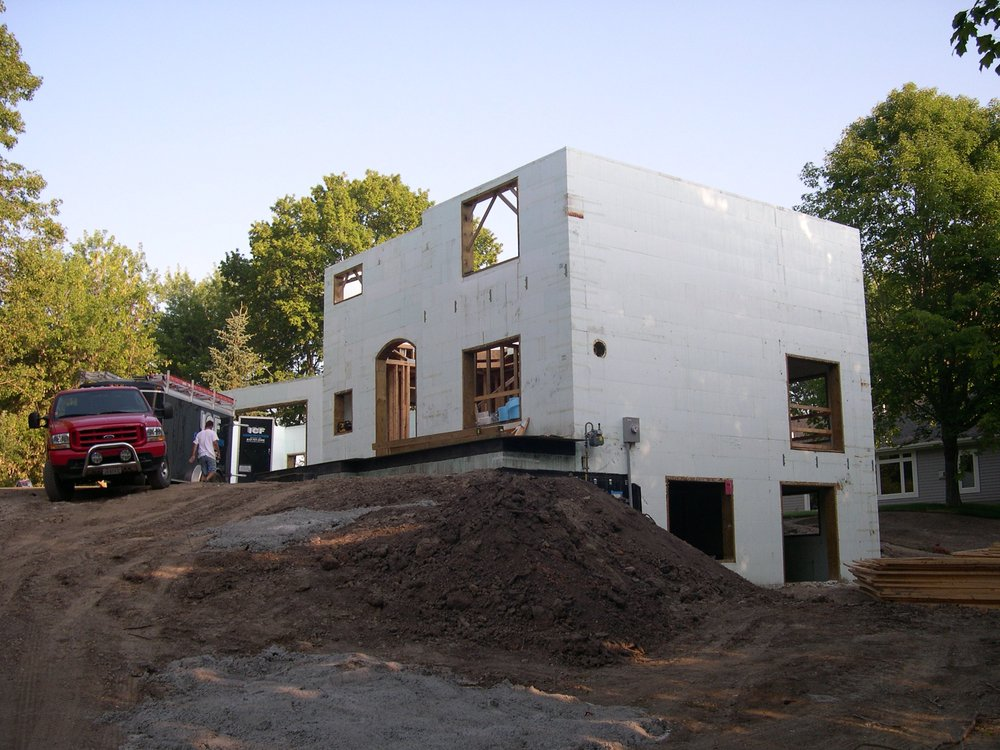 ICF Construction: Minnetrista, MN