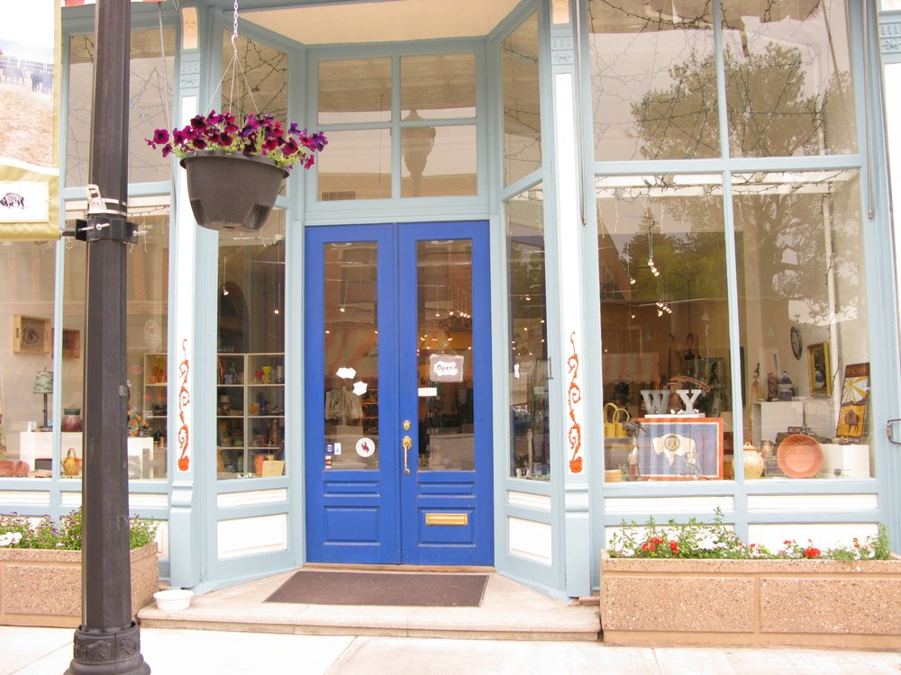 Margo's Pottery and Fine Crafts: 1 N Main St, Buffalo, WY