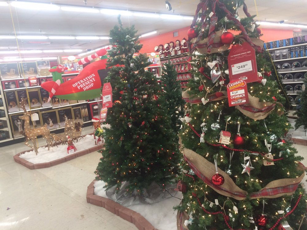 Christmas trees are here - Yelp