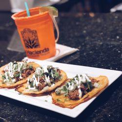 La Hacienda Street Food Tequila