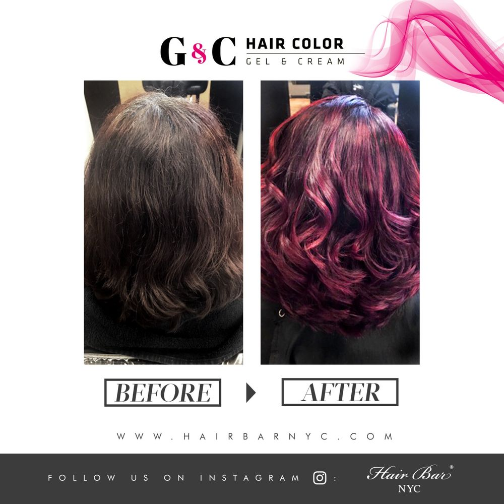 Bring Out The Best Features Of Your Hair With Gc Color Whether