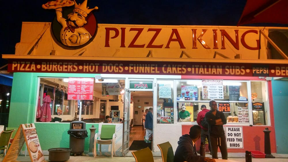 Pizza King Daytona Beach Fl