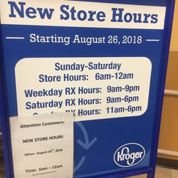 photo of kroger richmond mi united states 24 hour store coming to - Kroger Christmas Hours
