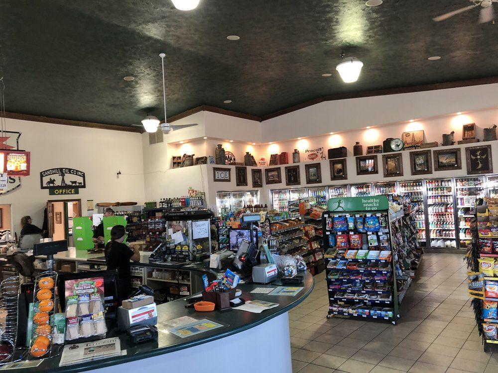 Standard Service Station: 39397 Highway 2, Thedford, NE