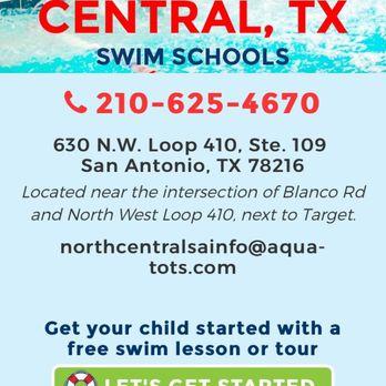 Aqua Tots Swim Schools North Central San Antonio 42