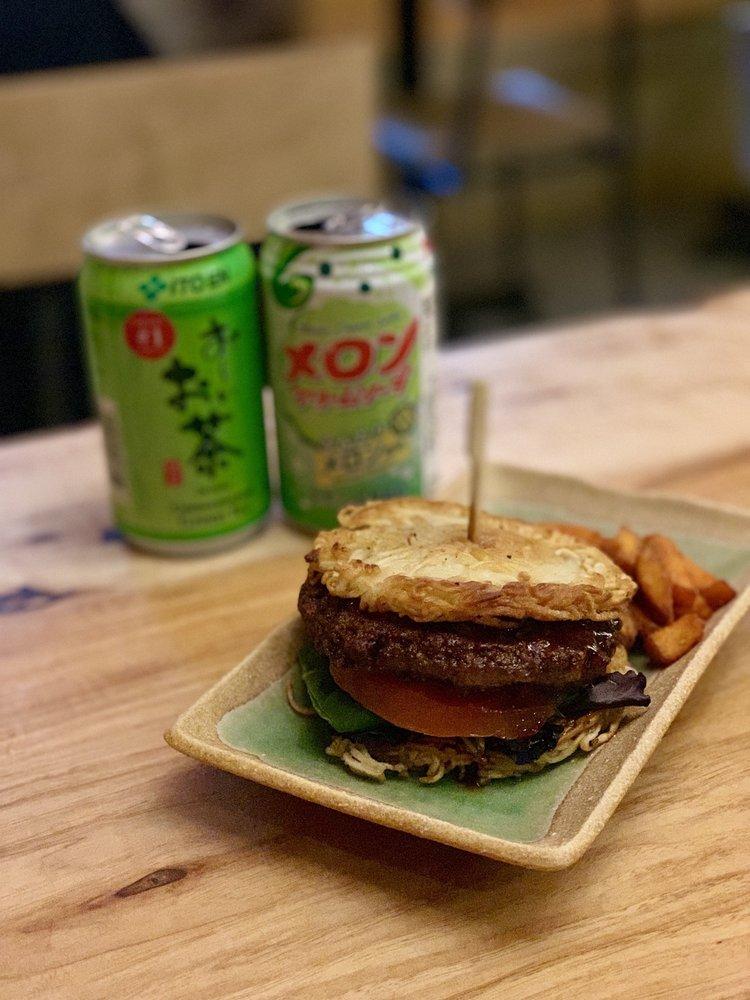 Food from Kogane Ramen-Brooklyn Heights