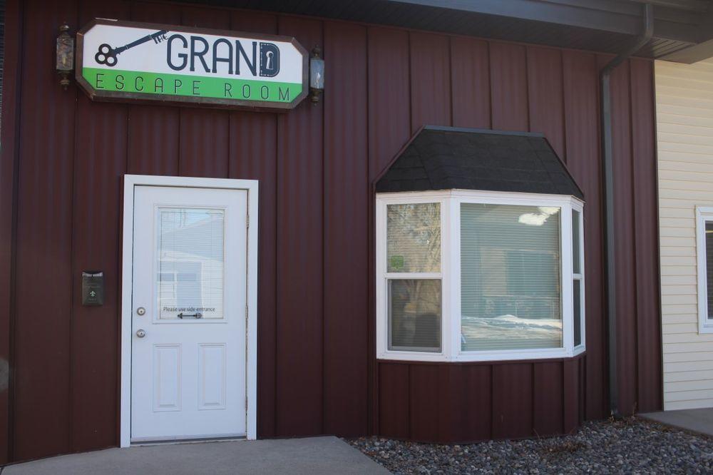 The Grand Escape Room: 801 14th St W, Billings, MT