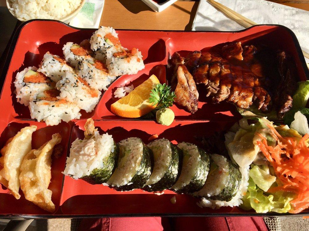 Food from Masa Sushi