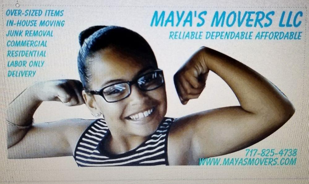 Maya's Movers: York, PA