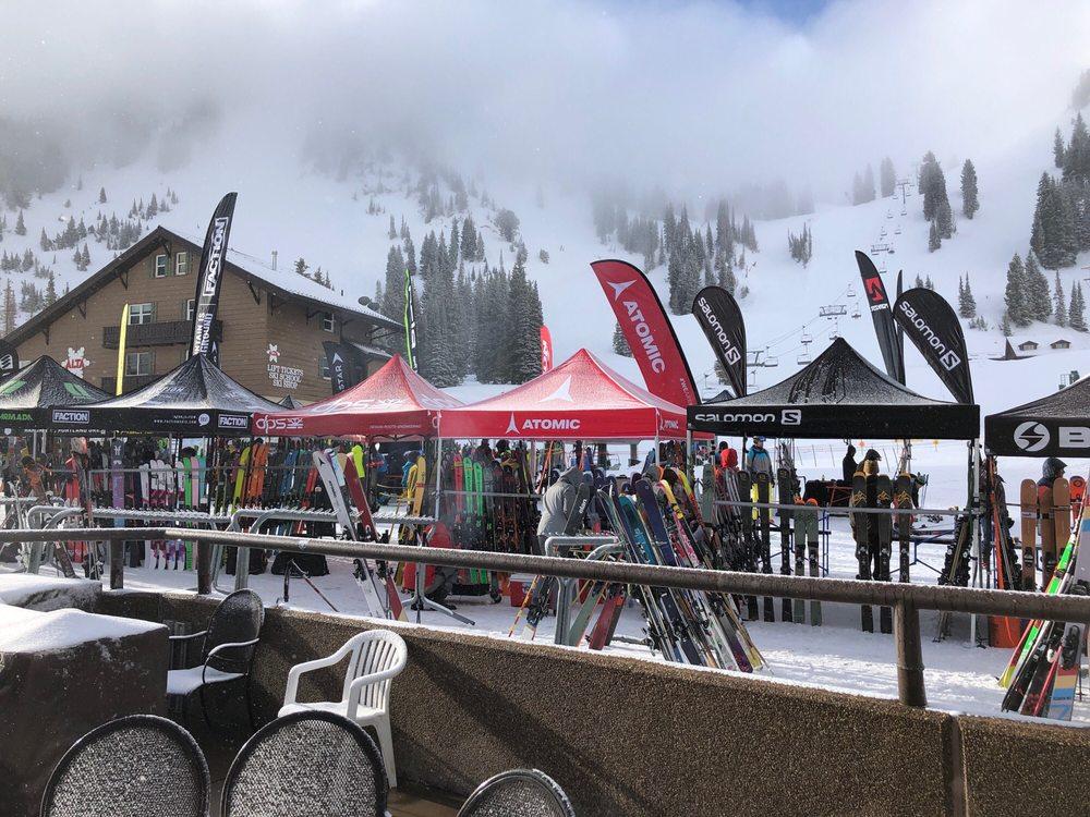 Alta Ski Area: 10010 Little Cottonwood Canyon Rd, Alta, UT