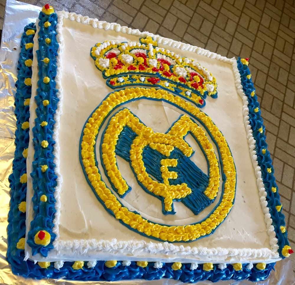 real madrid cake real madrid cake yelp 6971