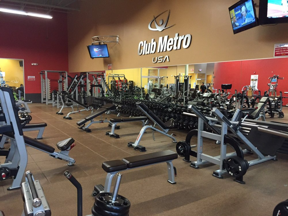 Club metro usa gyms mounts corner dr west