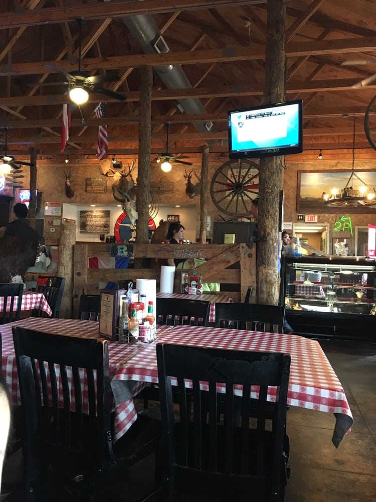 Restaurants On Camp Bowie West