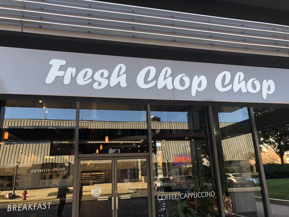 Fresh Chop Chop: 5203 Leesburg Pike, Falls Church, VA