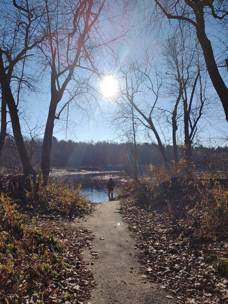 Big Falls County Park: 600 Big Falls Forest Rd, Eau Claire, WI