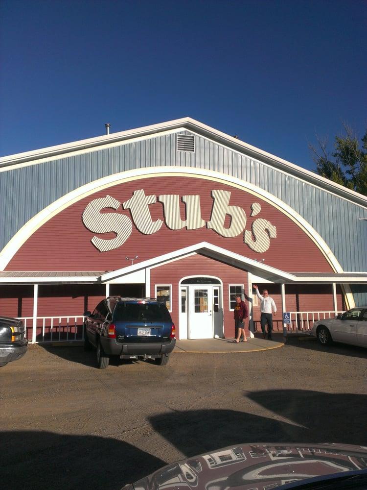 Stubs Dining & Saloon: 211 Lake Ave S, Battle Lake, MN